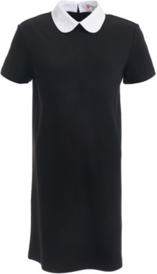 Платье для девочки BUTTON BLUE - черный