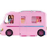 Волшебный раскладной фургон Barbie