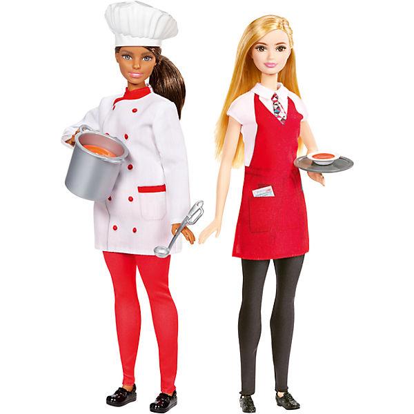 Набор из 2-х кукол Barbie Астронавт и Исследовательница