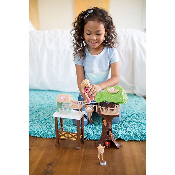 """Игровой набор Barbie """"Спасатель животных"""""""