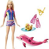 Главная кукла Barbie из серии «Морские приключения»