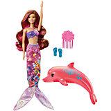 Русалка-трансформер Barbie из серии «Морские приключения»