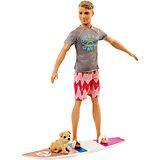 Кукла Barbie Кен из серии «Морские приключения»