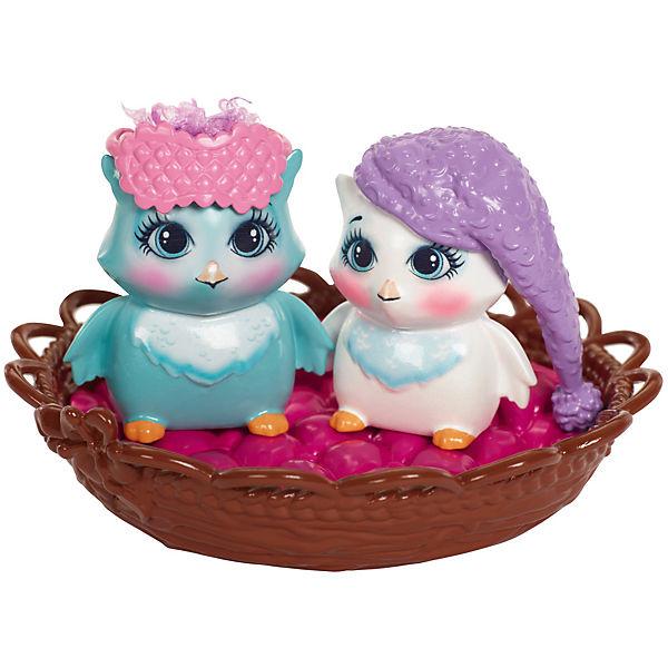 """Набор с куклой Enchantimals """"Ночевка с совой"""""""