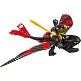 Набор Беззубик с боевой раскраской и Иккинг, Как приручить дракона, Spin Master