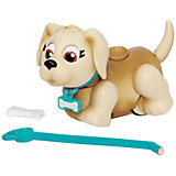 Интерактивная собачка Лабрадор с косточкой и поводком, Pet Parade