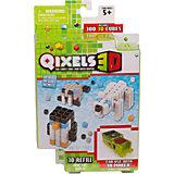 """QIXELS 3D Дополнительные наборы для """"3D Принтера"""" Qixels в ассортименте"""
