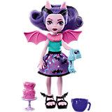 """Мини-монстряшка Monster High Фанжелика из серии """"Семья Монстриков"""""""