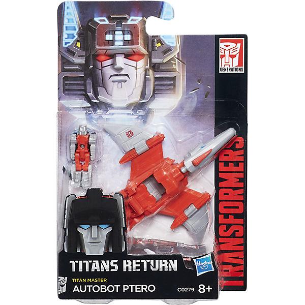 Дженерэйшнс Войны Титанов: Мастера Титанов, Трансформеры, Hasbro, B4697/C0279