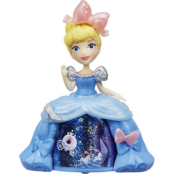 Кукла Золушка в платье с волшебной юбкой, Принцессы Дисней, Hasbro