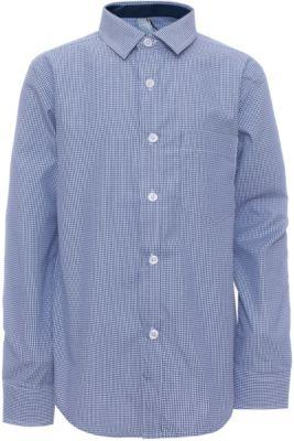 Рубашка для мальчика S'cool - синий