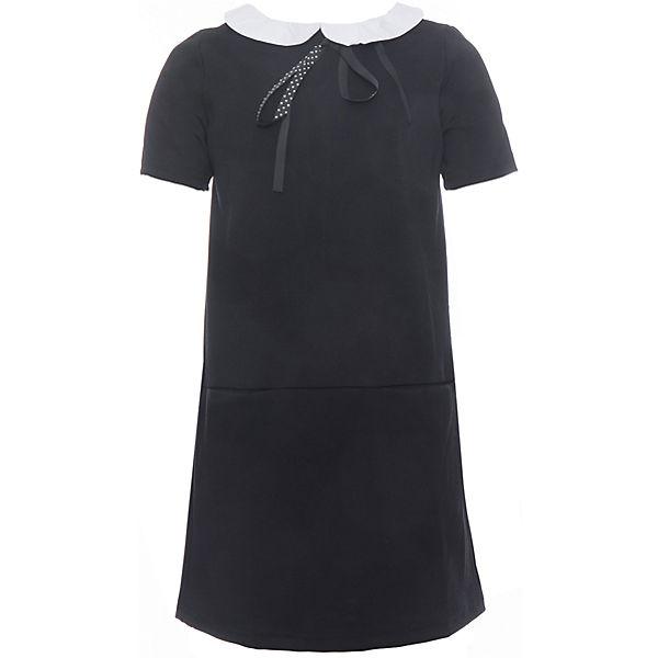 Платье трикотажное для девочки S'cool