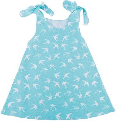 Платье для девочки KotMarKot - зеленый