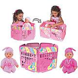 """Кукла """"My Dolly Sucette"""" с игровой площадкой, Loko Toys"""
