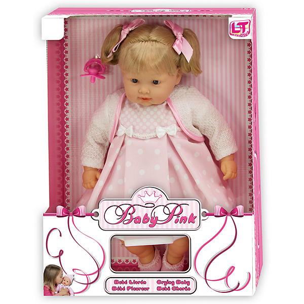 """Кукла """"Baby Pink"""" Девочка, Loko Toys"""