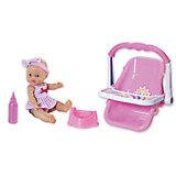 """Кукла """"Le Petit Bebe"""" с автокреслом, Loko Toys"""