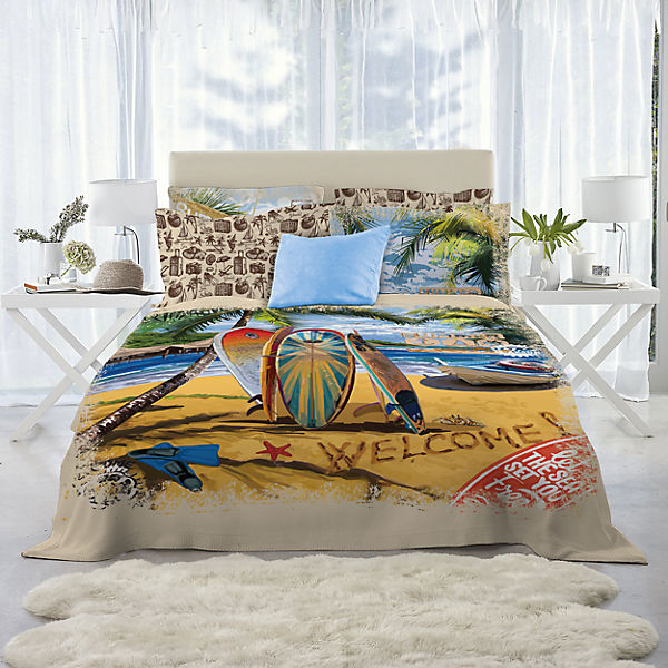 Постельное белье Surf 2 сп., Mona Liza, нав. 70*70 и 50*70