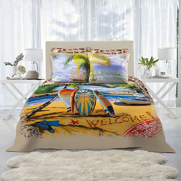 Постельное белье евро Mona Liza, Surf