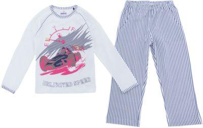 Пижама для мальчика Baykar - белый