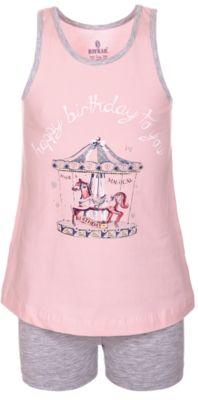 Пижама для девочки Baykar - розовый