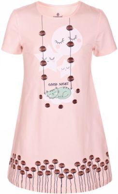 Сорочка для девочки Baykar - розовый