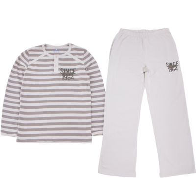 Пижама для мальчика Baykar - бежевый