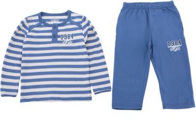 Пижама для мальчика Baykar - синий