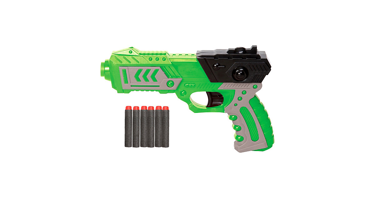 Outdoor Active Super Shooter, inkl. 6 Darts