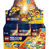 Конструктор Lego Nexo Knights 70373: Комбо-силы Nexo
