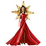 Кукла Barbie Праздничная серебряном платье