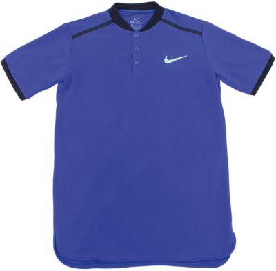 Футболка-поло NIKE - фиолетовый