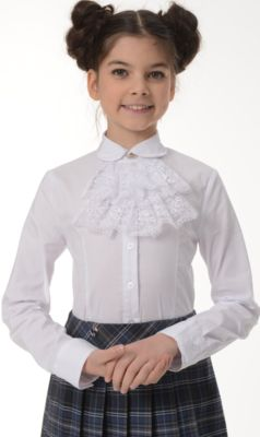 Блузка Тая для девочки Skylake - белый