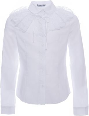 Блузка Эля для девочки Skylake - белый