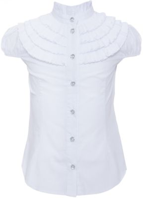 Блузка Клео для девочки Skylake - белый