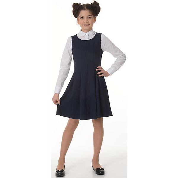 Школьное Платье Для Девочки Купить