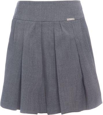 Юбка Кембридж для девочки Skylake - серый
