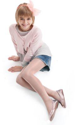 Колготки для девочки Knittex - нежно-розовый