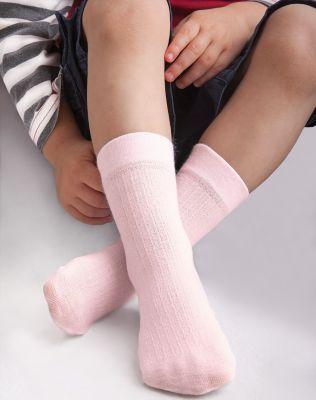 Носки для девочки Knittex - нежно-розовый
