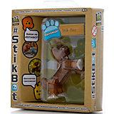 Фигурка питомца Собака, коричневая, Stikbot