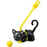 Фигурка кошечки Короткошерстная черная, Pet Club Parade