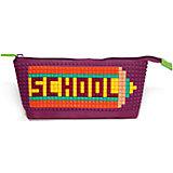 Пенал 4ALL, линия линия Kids, фиолетовый
