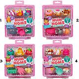 Коллекционные фигурки MGA Num Noms - Hard Candies серия 3, 4 шт. (в ассортименте)