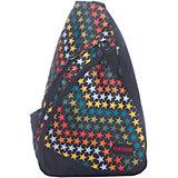Рюкзак школьный молодежный на одной лямке
