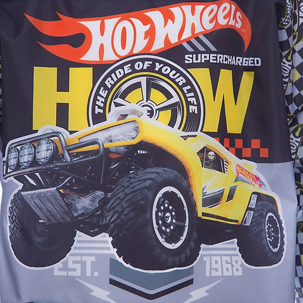 Фартук-накидка Hot Wheels Big Foot