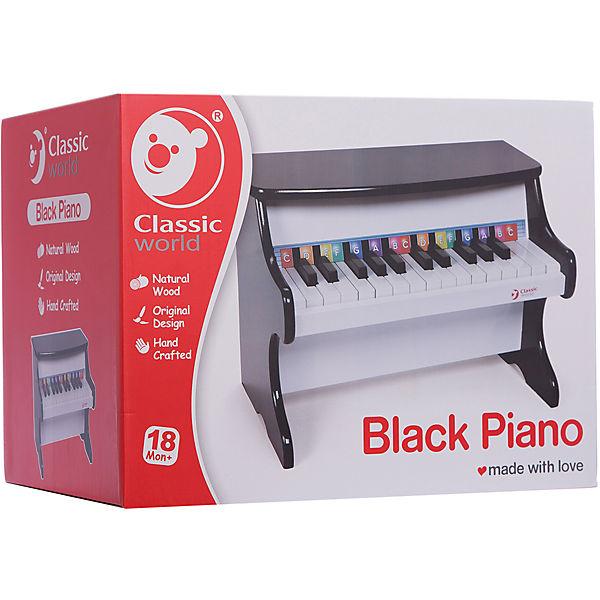 Детское пианино классическое, Classic World