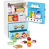 Детский холодильник из дерева «Модный поваренок», Kids4Kids