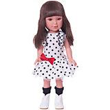 Кукла Паулина, брюнетка с челкой, Весна Техас, Vestida de Azul