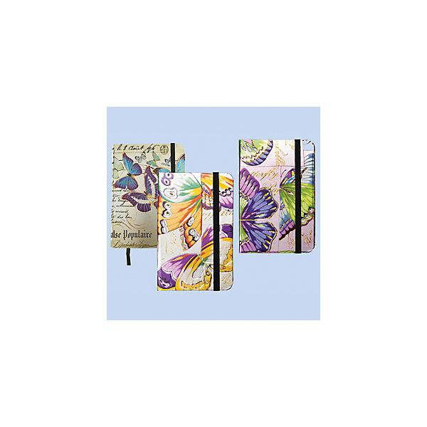 Centrum Блокнот В7, 100 листов, нелинованная бумага, ассорти