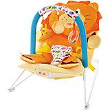 """Кресло-качалка Жирафики """"Львёнок"""" с вибрацией и музыкой"""
