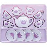 """Набор игрушечной посуды Mary Poppins """"Five O'clock - Корона"""", 13 предметов"""